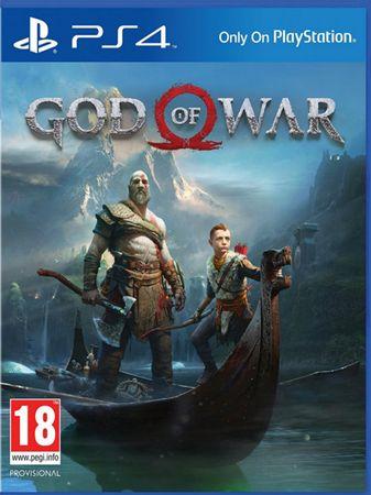 God of War CZ (PS4)