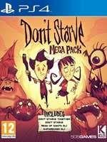 Dont Starve - Mega Pack (PS4)