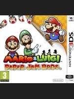 Nintendo Mario and Luigi: Paper Jam Bros (3DS)