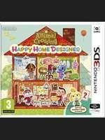 Animal Crossing: Happy Home Designer + karta (3DS)