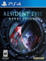 Resident Evil: Revelations (PS4)