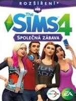 The Sims 4: Společná zábava (datadisk) (PC)