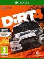 DiRT 4 - Day One Edition (XONE)