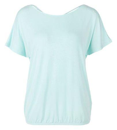 s.Oliver női póló 34 türkiz