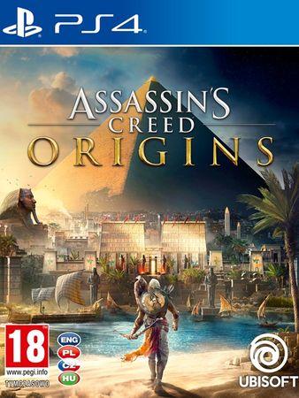 Assassins Creed: Origins CZ (PS4)