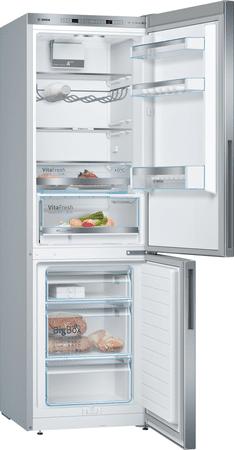 BOSCH KGE36VL4A Hűtőszekrény