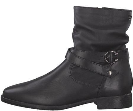 Tamaris buty za kostkę damskie 37 czarne