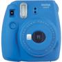 2 - FujiFilm polaroidni analogni fotoaparat Instax Mini 9, temno moder - Odprta embalaža