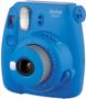 1 - FujiFilm polaroidni analogni fotoaparat Instax Mini 9, temno moder - Odprta embalaža