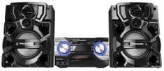 Panasonic glasbeni stolp SC-AKX660E-K