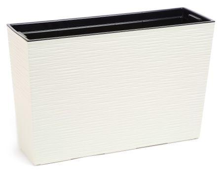 Lamela hrantík WERBENA DLUTO-vrúbok 190 x 56 190 x 560 krémová