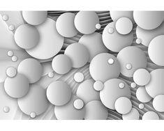 Dimex Fototapeta XL-5551-SK 3D bubliny 330 x 220 cm