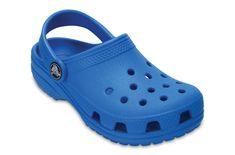Crocs klapki Classic Clog K Ocean