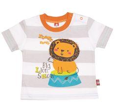 2be3 chlapčenské tričko Lew