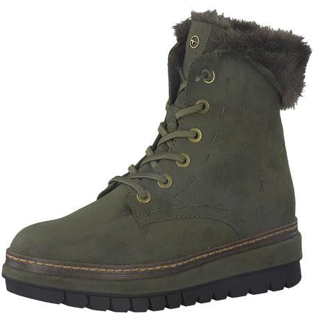 d80125e223 Tamaris dámská kotníčková obuv 39 zelená