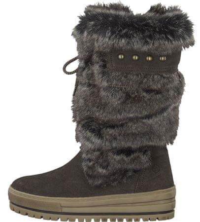 Tamaris ženske čizme za snijeg, 37, smeđe
