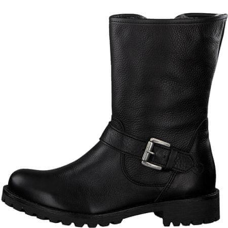 Tamaris buty za kostkę damskie 36 czarny
