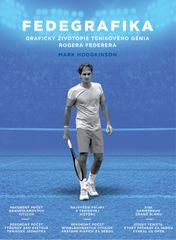 Hodkingson Mark: Fedegrafika-Grafický životopis tenisového génia Rogera Federera