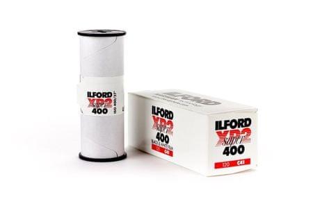 Ilford film XP2 Super 120