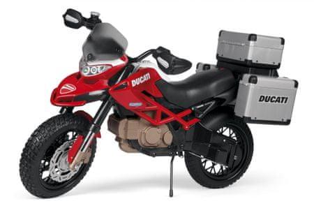 PEG PEREGO motocykl dla dzieci Ducati Enduro 12V