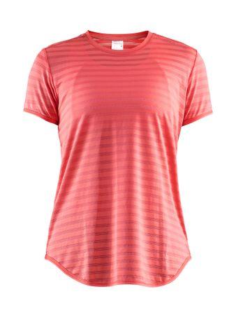 Craft ženska majica Breakaway SS Tee Two, roza, XS