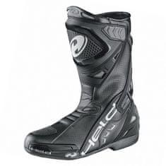 Held motocyklové boty EPCO 2 černá, kůže