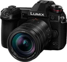 PANASONIC Lumix DC-G9 + Leica 12-60 mm (DC-G9LEG-K)