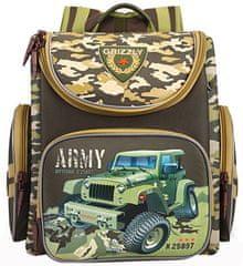 Grizzly RA 870-3 iskolás hátizsák
