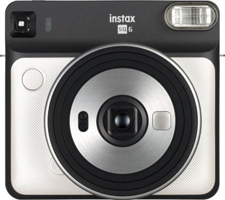 FujiFilm Instax Square SQ6 Pearl White