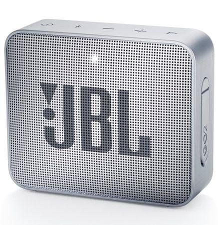 JBL Go 2 zvočnik, siv