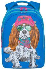Grizzly RA 758-3 iskolás hátizsák