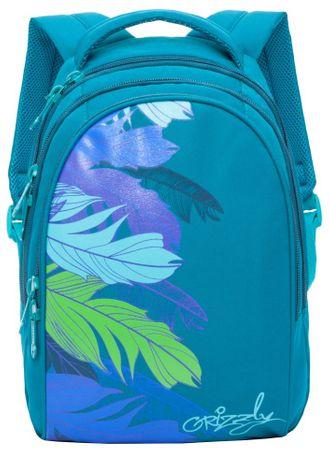 Grizzly RA 836-2 iskolás hátizsák