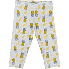 MMDadak dievčenské legíny Ananas