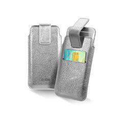SBS univerzalna torbica XXL, srebrna