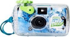 FujiFilm jednorazowy aparat QuickSnap N Marine 27 zdjęć