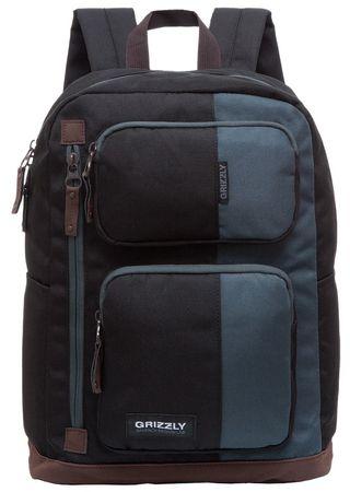 Grizzly Študentský batoh RU 619-1 4