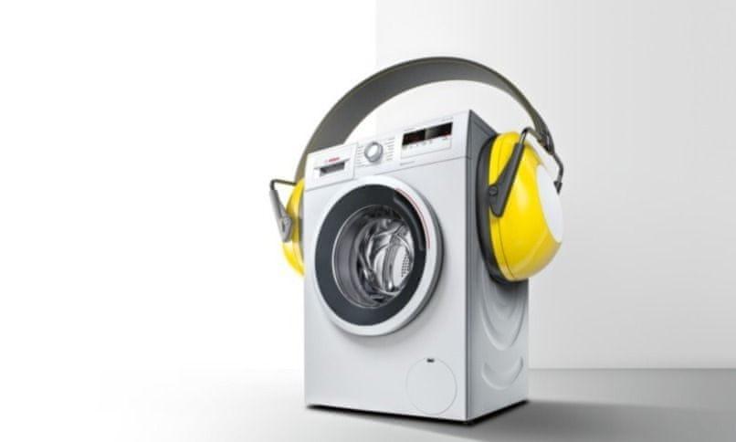 Volně stojící pračka se sušičkou Bosch WDU28560EU nízká hlučnost