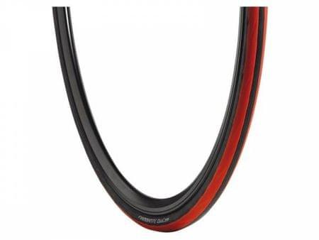 Vredestein plašč 700x23C / 23-622 Fiammante 28911, črno rdeč