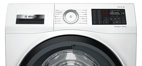 Volně stojící pračka se sušičkou Bosch WDU28560EU Displej DirectSelect