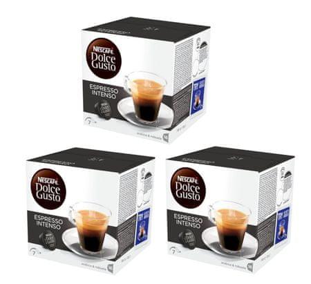 NESCAFÉ Kapsule za kavu Dolce Gusto Espresso Intenso, 3 x 210 g, XXL