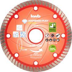 KWB dijamantni disk za rezanje AGGRESSO-FLEX (721140), ekstra tanak