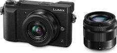 PANASONIC Lumix DMC-GX80 +12-32 + 35-100 mm (DMC-GX80WEG)