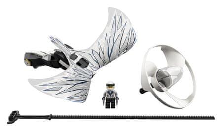 LEGO NINJAGO® Zmajski mojster Zane 70648