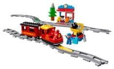 LEGO DUPLO® Town 10874 Pociąg parowy