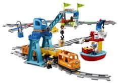LEGO DUPLO® Town 10875 Pociąg towarowy