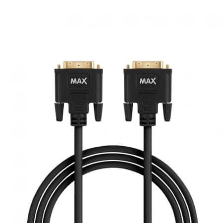 MAX összekötő kábel MDD1200B, fekete