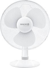 Sencor namizni ventilator SFE 4037WH