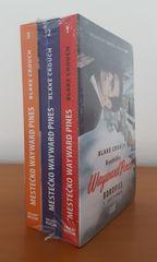 Crouch Blake: Trilógia Mestečko Wayward Pines - 2+1 zdarma