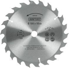 KWB žagin list, 184 x 16 mm, 22Z, HM (586159)