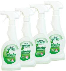 Real Green Clean Plochy - multifunkční 4x500 g